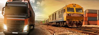 Transport Intermodal /Maritime et Ferroviaire